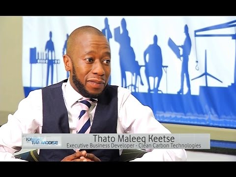 IDC - Thato Keetsi of Clean Carbon Technologies talks business & lessons learned in business