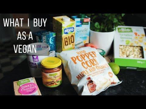 What I Buy as a Vegan In Germany!