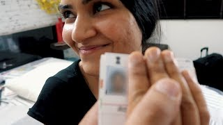 Aadhar Card photo Challenge   Ritu vs Gaurav