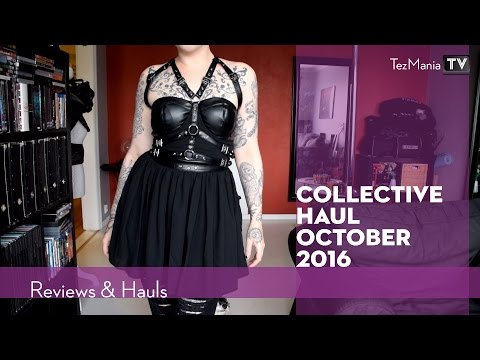 Collective Haul October 2016