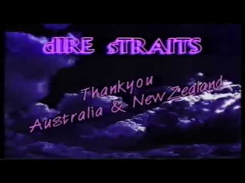 Dire Straits Sydney 1986 [HD Audio] 60fps