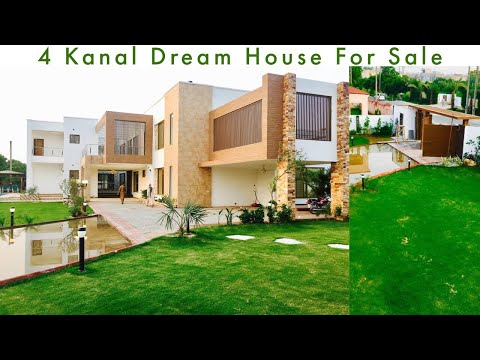 4 KANAL DREAM HOUSE IN IZMIR TOWN, BAHRIA TOWN, CANAL ROAD, LAHORE - Property Pakistan