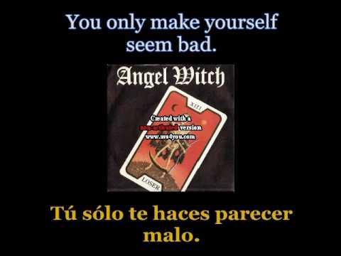 Angel Witch - Loser - Lyrics / Subtitulos en español (Nwobhm) Traducida