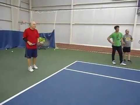 Tennis Doubles Tips and Strategies