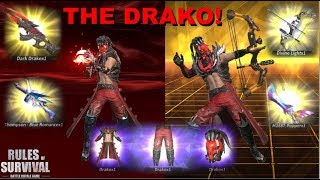 """""""THE DRAKO!"""" (Rules of Survival Update)"""