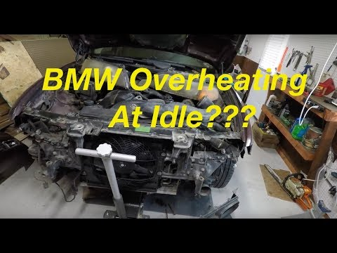 BMW E38 E39 Electric AUX Fan Not Working? Diagnosis And How To Fix…