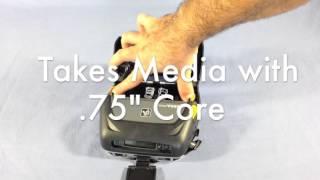 видео Zebra ZQ520