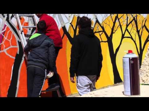 Talleres de Arte Urbano - Madrid Street Art Project