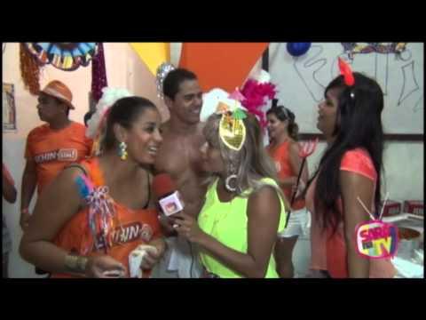 Sara na Tv Canal 18 CNT