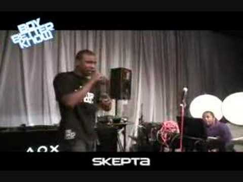 JME, Skepta, Klashnekoff Freestyle - History In The Making
