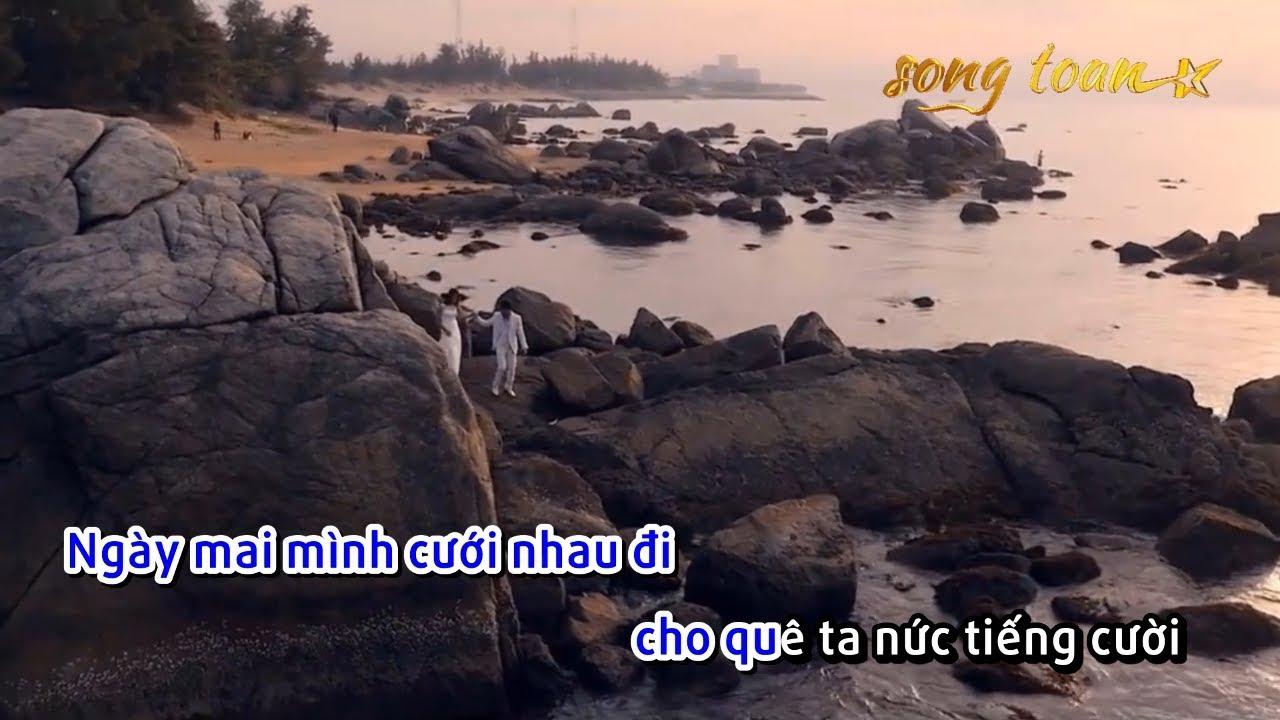 [Karaoke beat gốc] NGÀY MAI MÌNH CƯỚI NHAU ĐI - Khang Ty, Piu Nhok