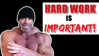 Jon Andersen Talks About the Importance of Hard Work in Workout and Training   Gym Motivation