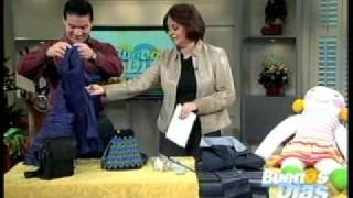 "VILLAGE OF MERRICK PARK HOLIDAY GIFT GUIDE 2010 - TELEMUNDO ""BUENOS DIAS MIAMI"" Thumbnail"