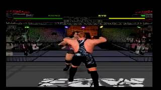 ECW Anarchy Rulz Rhino vs RVD
