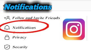 How to Change Instagram Notification Sound || Change Instagram Notification Ringtone Sound
