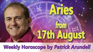 Aries Weekly Horoscope from 17th August 2015