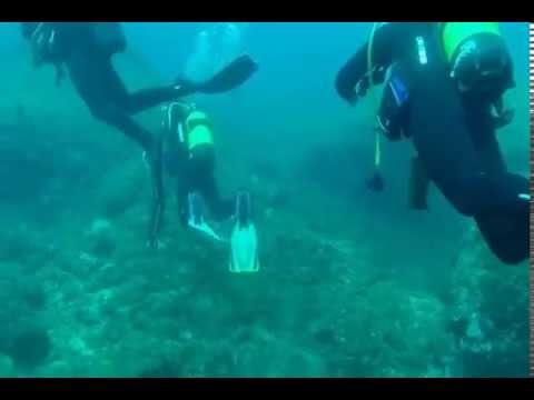 film plongée 07 08 14 matin - site des Fromages Marseille (en face de la Baie des Singes)
