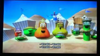 Veggie Tales Dave and the Giant Pickle Ending Scene