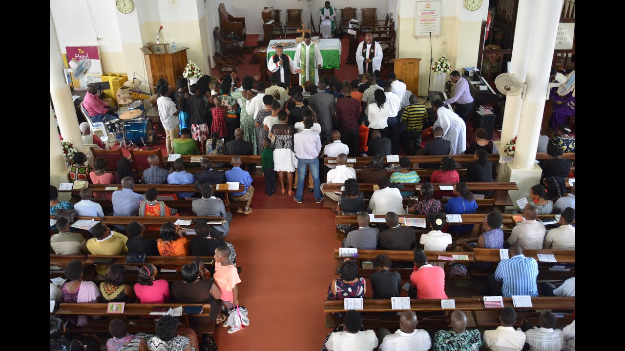Image result for Cathedral Church of All Saints in Yobe gets new Bishop