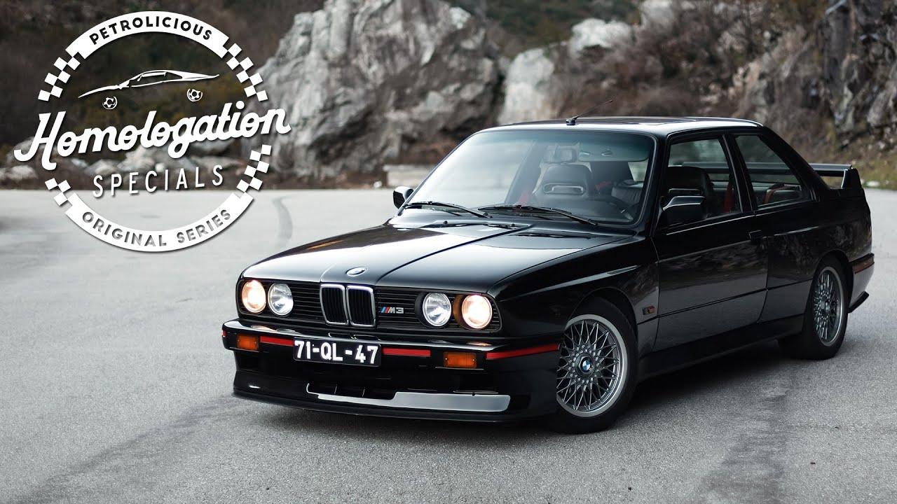 Homologation Specials: 1990 BMW E30 M3 Sport Evolution