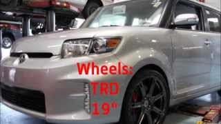 Scion xB Custom TRD Build at Country Hills Toyota Scion