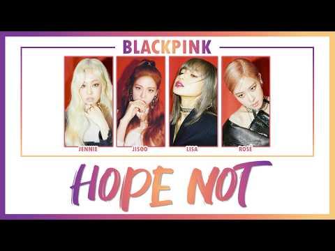 [KARAOKE/THAISUB] BLACKPINK - Hope Not (아니길) Subthai #