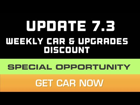 Real Racing 3 Update 7.3 Weekly Car And Upgrades Discount