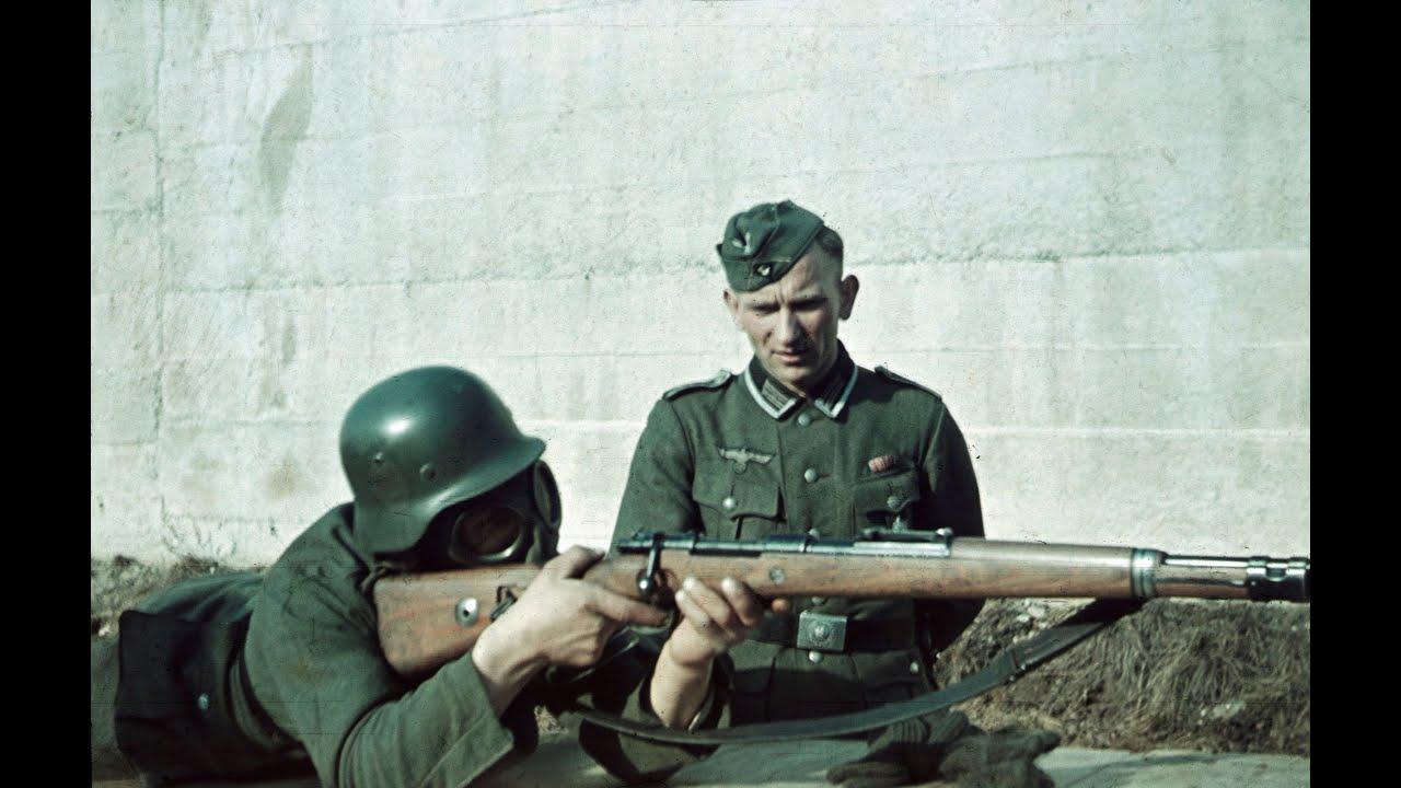 Unpublished German WW2 colour photographs