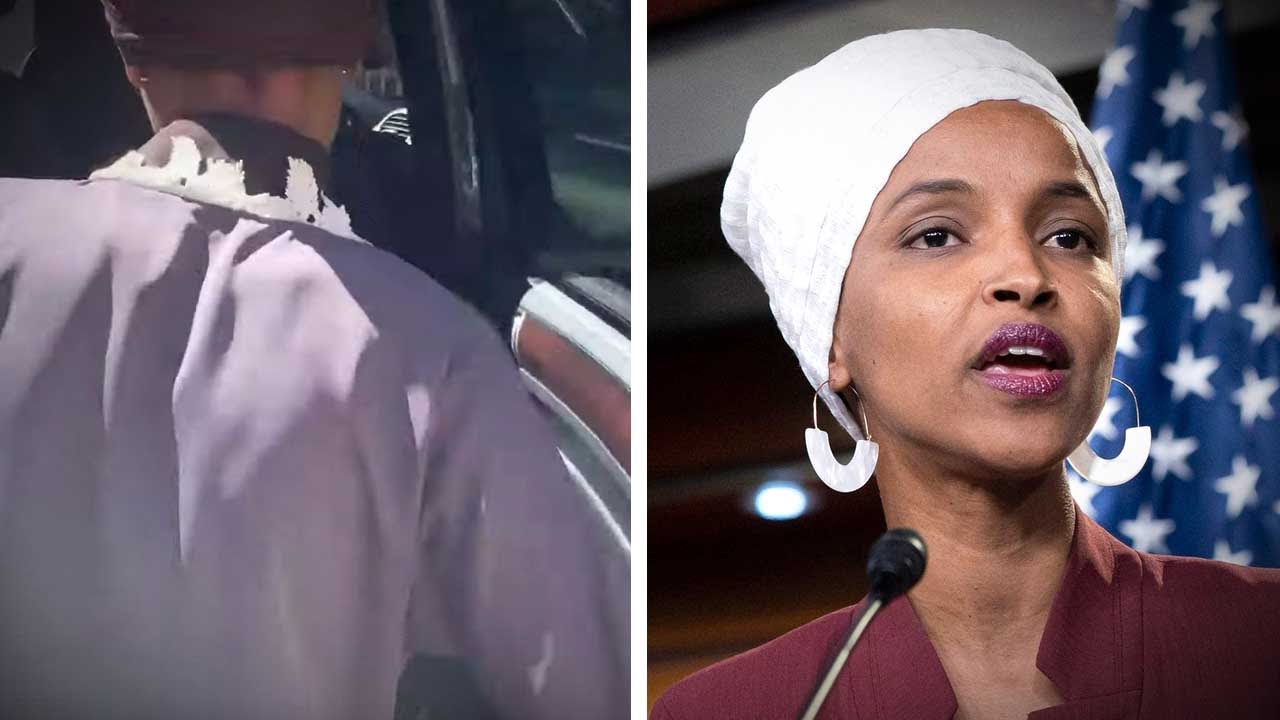 RAW! Ilhan Omar ducks questions about adultery, finances