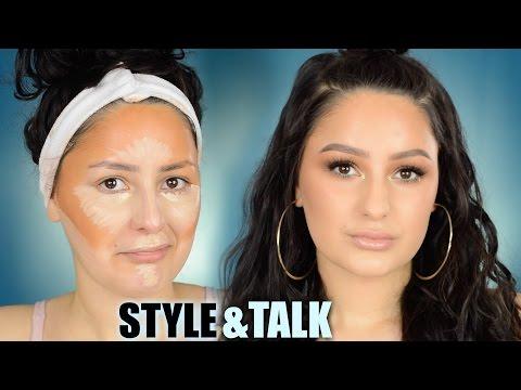 Style & Talk #3 | Haar-Routine, Erfolg auf YouTube & eigenes Produkt ? | mwHANNAH