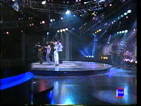 Vengaboys - Boom, Boom, Boom, Boom!  (Live @ Msi Spain) 1998