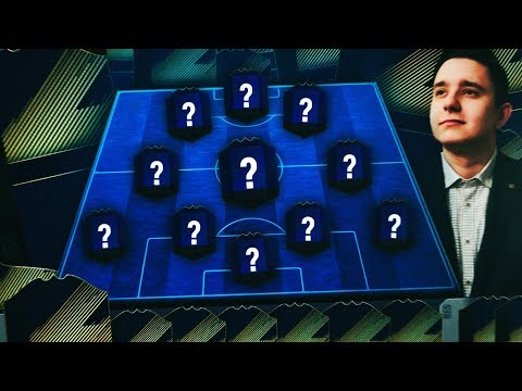 МОЯ КОМАНДА ГОДА / TOTY FIFA 18