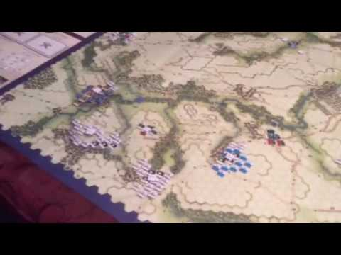 La Bataille de Dresden - Game play S3 E1