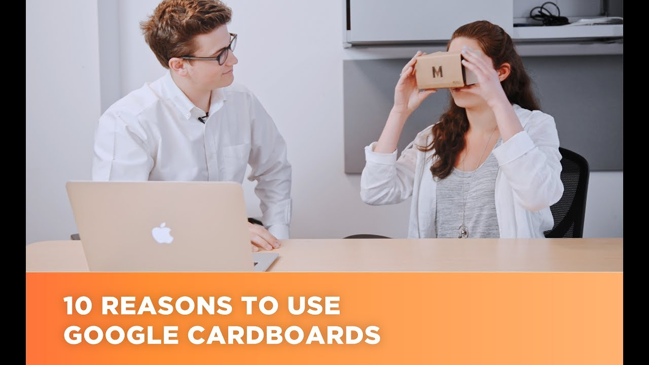 10 Reasons use Google Cardboard to view CAD in VR / KEEP UP WITH MODELO