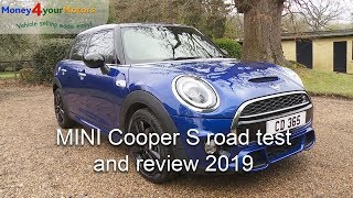 MINI Cooper S 2019 road test and review