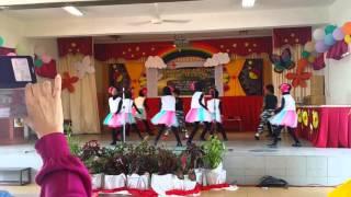 Sk laguna merbok action song 2016