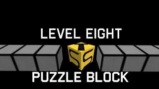 Gambar cover Puzzle Block - Level 8