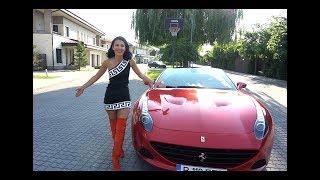 Eu fara Ferrari nu ies din casa