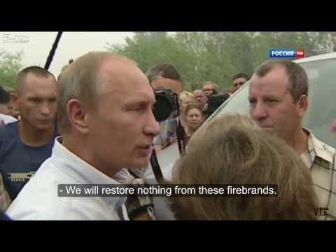 Putin as a Prime Minister of Russia (2008–2012) - Russian Film THE PRESIDENT Ep. 5