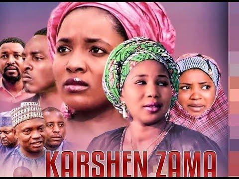 Download KARSHEN ZAMA 1&2 LATEST HAUSA FILM 2020