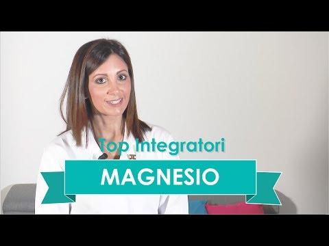 Migliori integratori MAGNESIO. Recensioni integratori.
