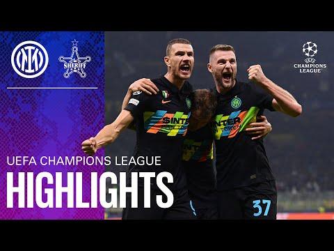 Inter Sheriff Tiraspol Goals And Highlights