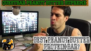Quest Bar Peanut Butter Supreme | Best Peanut Butter Protein Bar?