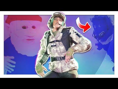 I used a Soundboard and my teammates hated me | Rainbow Six: Siege