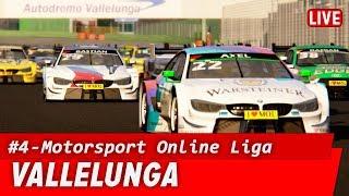 Assetto Corsa 🏁 - MOL DTM 2019 - Vallelunga Circuit - #4
