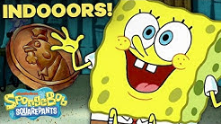 "SpongeBob Stays ""Indoors"" 🎵 ""I Had an Accident"" Episode in 5 Minutes!"