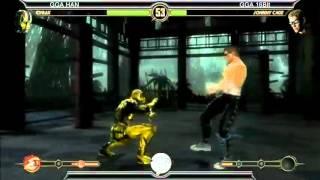 MK9 casuals, GGA HAN(Cyrax, Reptile) vs GGA Dizzy (Cage)