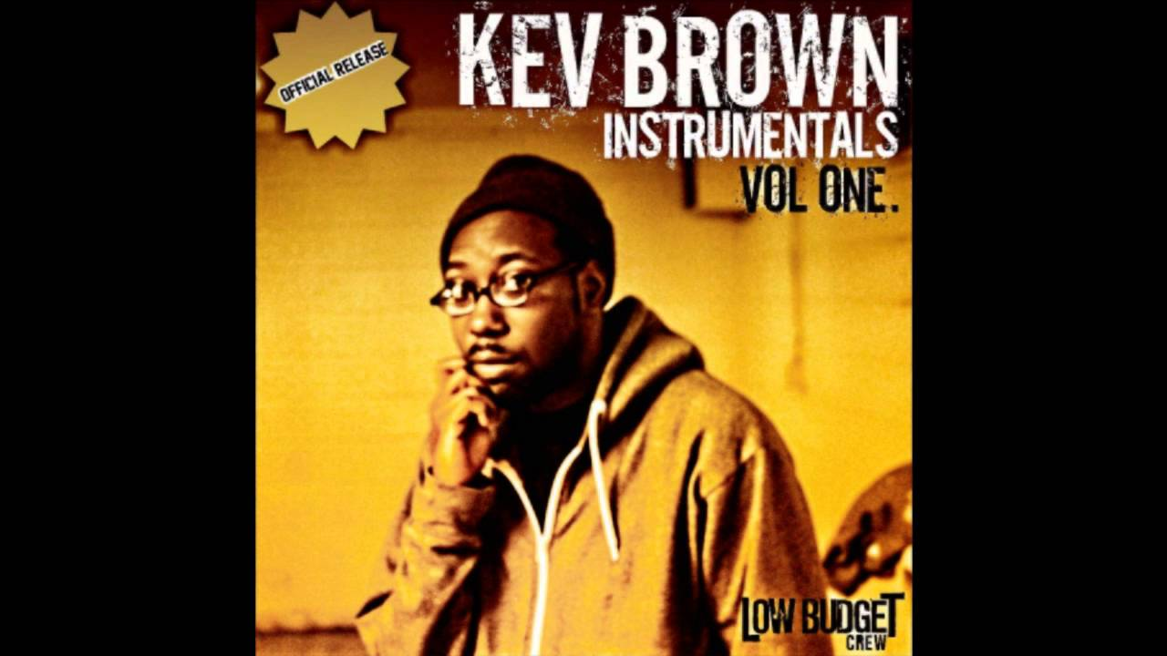 Kev Brown - Come Back (Instrumental)