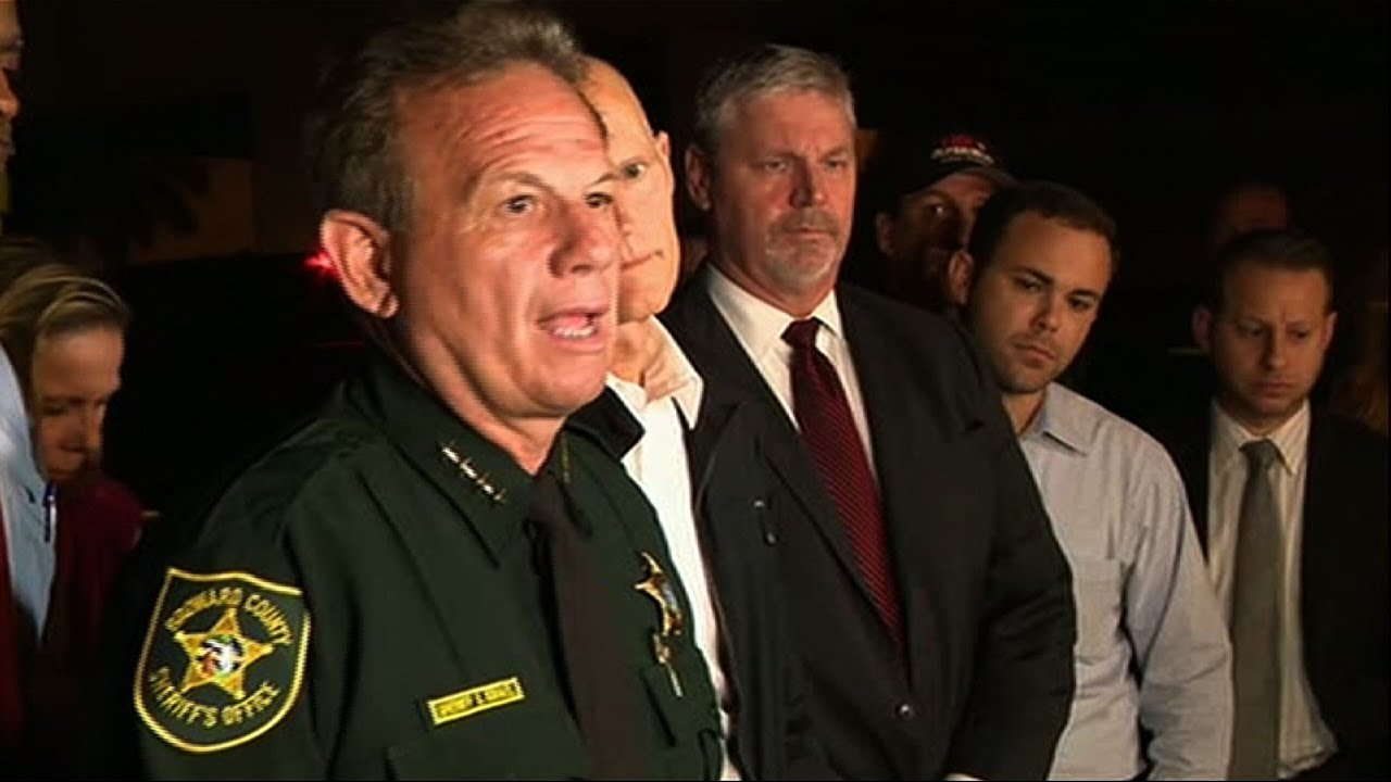 Fla. Gov. Scott: School Shooting is