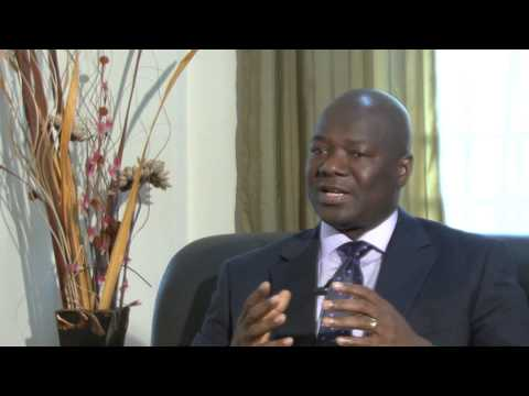 Interview with Sierra Leone's Minister of Finance on EITI and the Economy pt.1